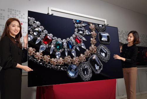 LGD研发出88英寸8K OLED面板 将在今年CES展示