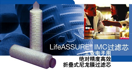 Lifeassure IMC滤芯