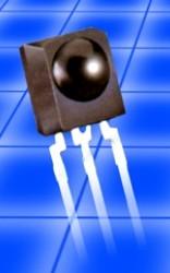 亿光红外线接收头,IRM56384,超毅电子