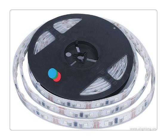 幻彩LED软灯条 全彩灯条 舞台舞厅KTV装饰用幻彩灯条