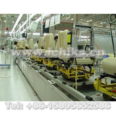 部件装配生产线