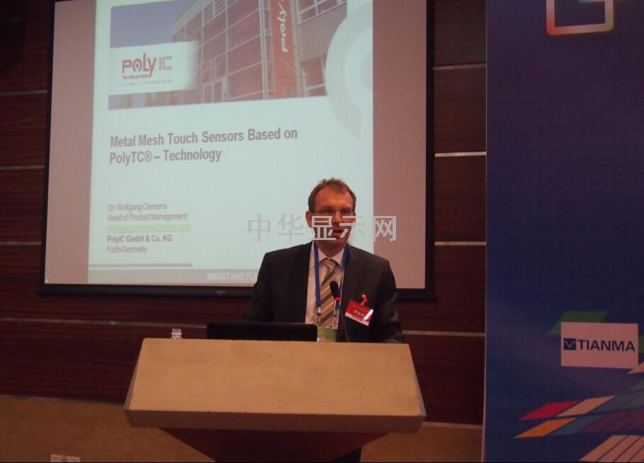 PolyIC公司:Metal-Mesh技术让触控产品更轻薄、柔性化