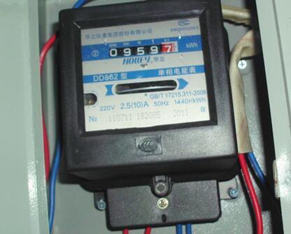 普通型电能表