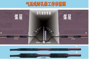 气压式封孔器