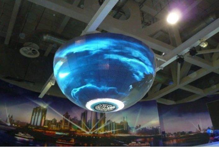 球形LED