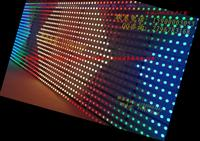 表演舞台变动全彩LED节能背景亮化灯/色彩艳丽