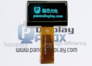 供应1.54寸蓝色OLED显示屏