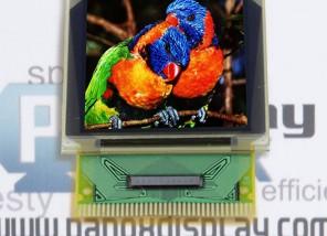 供应1.77寸全彩OLED显示屏