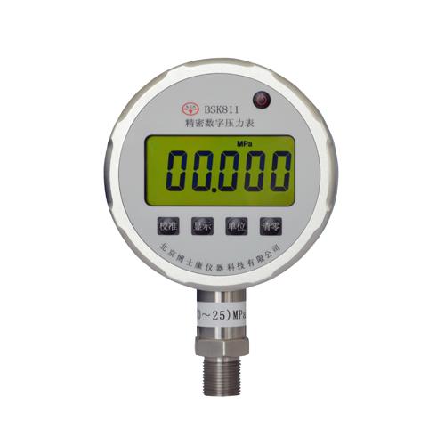 JM811精密数字压力表