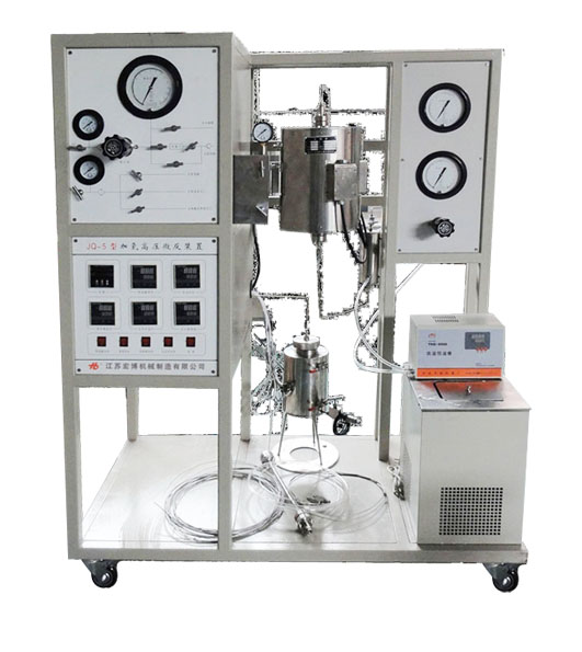 高温高压加氢微反应装置