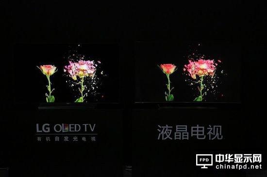 OLED电视和LED电视有什么不同_中华显示网