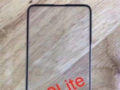 三星S10 Lite玻璃面板曝光:极窄边框