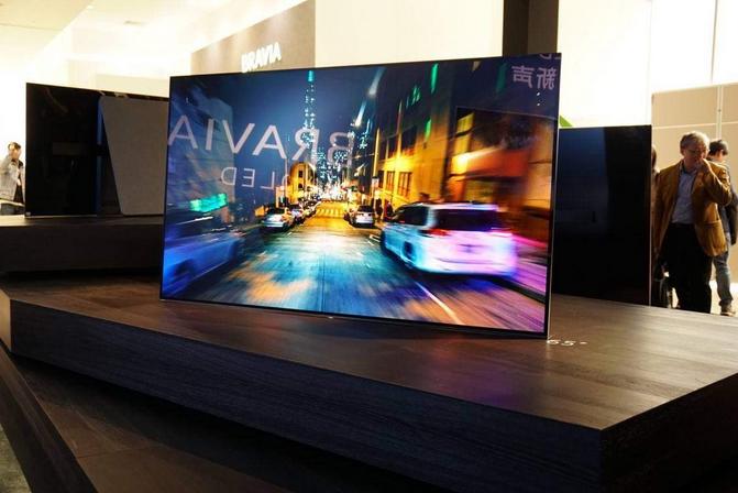 上半年全球OLED电视出货同比翻番